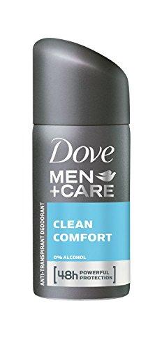 Dove Deodorant Spray 35ml Men Clean Comfort