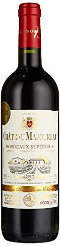 Château Majoureau Bordeaux Supérieur AOC Merlot 2018 Trocken (1 x 0.75 l)