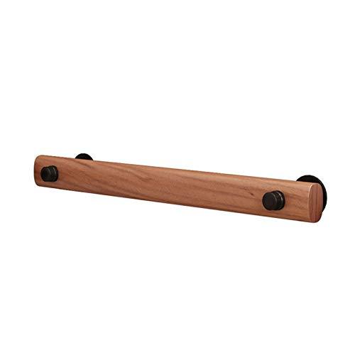 KUNYI Holzrutschfeste Handlauf, Starke Tragfähige Anti-Sturz-Korridor Geländer Unterstützung Bar, die Sicherheit von älteren Frauen zu schützen (Size : 50cm)