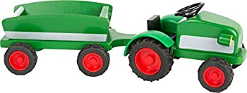 Best wooden tractor toy Reviews