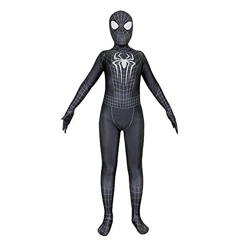 The Amazing Spider-Man Costume Boy's Superhero Pretend Play...