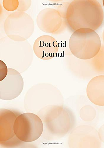 Dot Grid Journal: Dot Grid Journal A5, Notebook And Planner,scribbles that matter, bullet dotted journal, Dot Grid Journal And Sketch Book