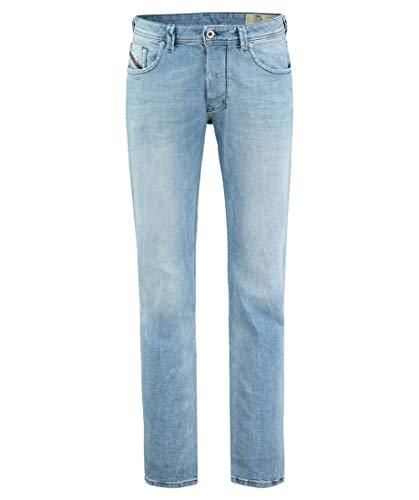 Diesel Herren Jeans Larkee-Beex 081AL Regular Tapered Fit darkblue (83) 33/32