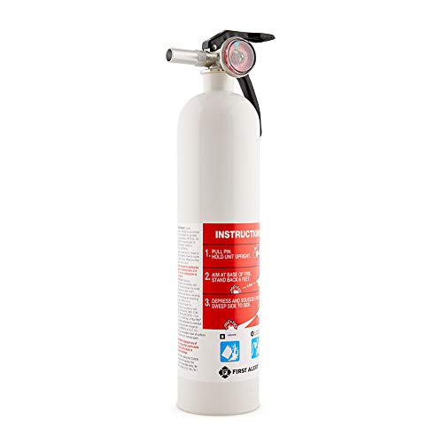 First Alert Auto/Marine Fire Extinguisher - 4-Pk. Class 10-B:C, Model Number AUTOMAR10