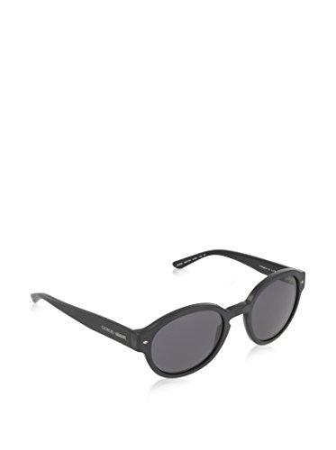 Armani Damen AR8005 Sonnenbrille, Schwarz (Matte Black 5001R5), One size (Herstellergröße: 51)