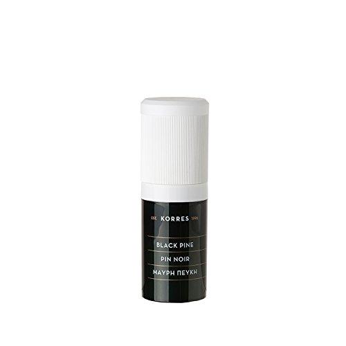 Korres Black Pine Straffende Anti-Falten Augencreme für alle Hauttypen, 1er Pack (1 x 15 ml)
