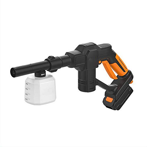 Why Should You Buy SMFYY Wireless Car Washer, Portable Wireless High Pressure Water Gun High-Pressur...