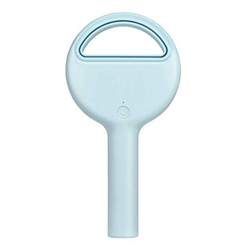 Ventilador portátil con inconveniente de mano fláceos de mano USB Fan recargable
