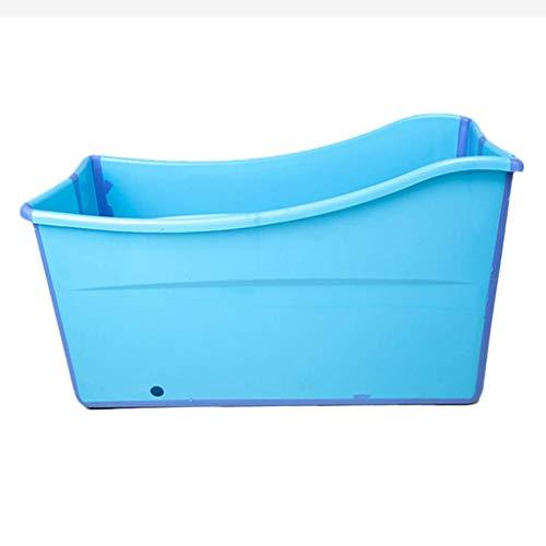 LVLUOYE Bath Barrel Erwachsene Kunststoff-Badebottich Eindickung Haushalt Bad Barrel Female Haushalt...