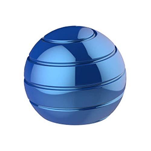 TRUEGOOD Kinetic Desk Toys,Full Body Optical Illusion Fidgets Spinner Ball,Gifts for Men,Women,Kidsical Illusion Fidget Spinner Ball,Gifts for Men,Women,Kids, , Gift for Christmas