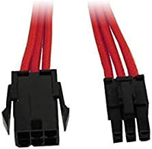 Gelid Solutions Pci-e Cable 6-pin Red
