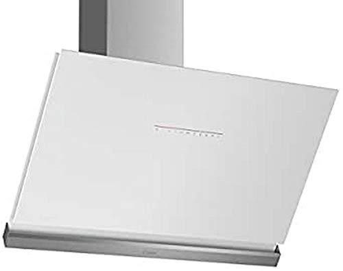 Bosch DWK98PR20 Serie 8 Wandesse / A+ / 90 cm / Klarglas Weiß / wahlweise Umluft- oder Abluftbetrieb / DirectSelect Bedienung / Silence / PerfectAir / Metallfettfilter (spülmaschinengeeignet)