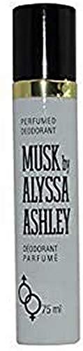 Alyssa Ashley - Musk Deodorante Spray 75 ml