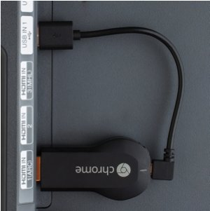 TVPower Mini USB Power Cable for Chromecast