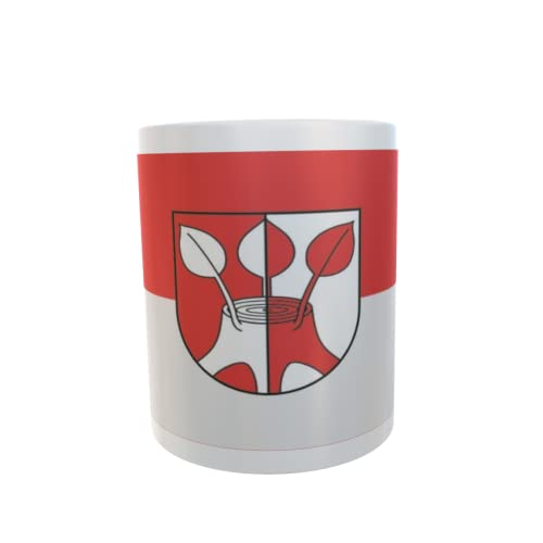 U24 Tasse Kaffeebecher Mug Cup Flagge Klötze OT Dönitz