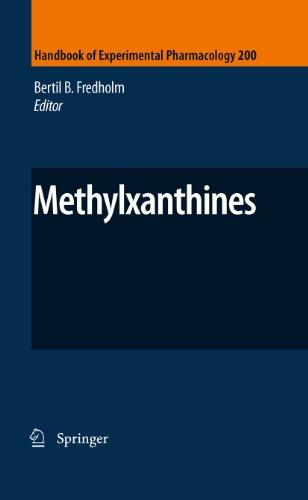 Methylxanthines (Handbook of Experimental Pharmacology, 200, Band 200)