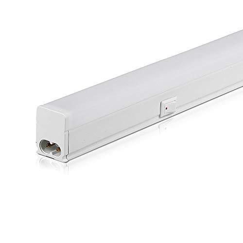 Plafón LED con chip Samsung lineal, 16 W, 120 cm, empalme con...