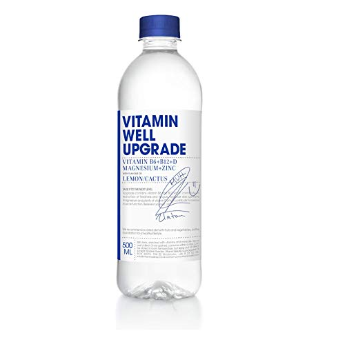 Vitamin Well Upgrade 12 x 500 ml