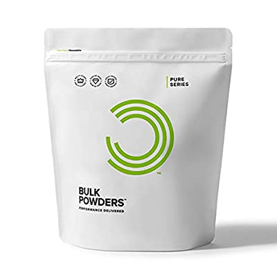 BULK POWDERS Pure Whey Protein Powder Shake, Vanilla, 500 g