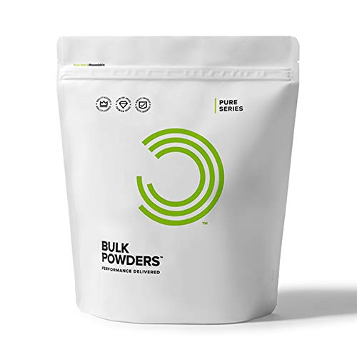 BULK POWDERS Pure Whey Protein Isolate 90, Protein Powder Shake, Vanilla, 1 kg