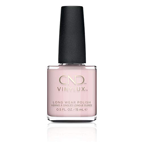 CND Vinylux Weekly Nail Polish, Negligee, .5 oz