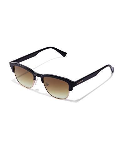 HAWKERS New Classic Gafas de Sol, Brown, Talla única Unisex Adulto