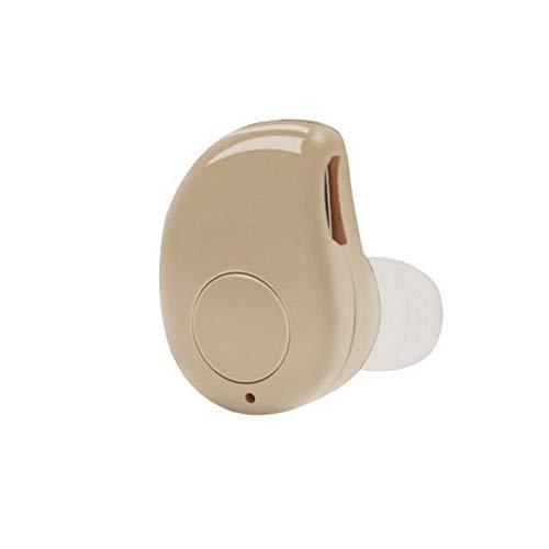 linqingshiduodeshangmaoyouxiangongsi ist Präfekt für Streaming/Podcasting/Gaming Plus Mini Small Sport Wireless Blueteooth Kopfhörer Kopfhörer mit Mikrofon (Color : Skin Color)