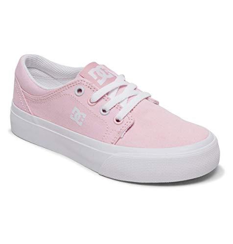 DC Shoes Trase TX - Shoes for Kids - Schuhe - Mädchen 8-16 - EU 32 - Rosa