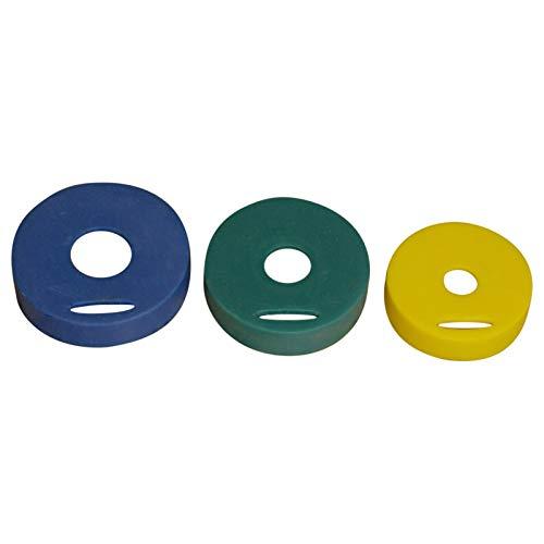 LZYANG Abrelatas de manivela de Silicona, Cubierta de Silicona de Mano enlatada, abrelatas de Silicona Multifuncional, abrebotellas de Silicona Manual