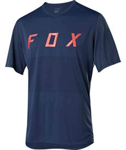 Fox Racing - Camiseta de manga corta para hombre -  -  Medium