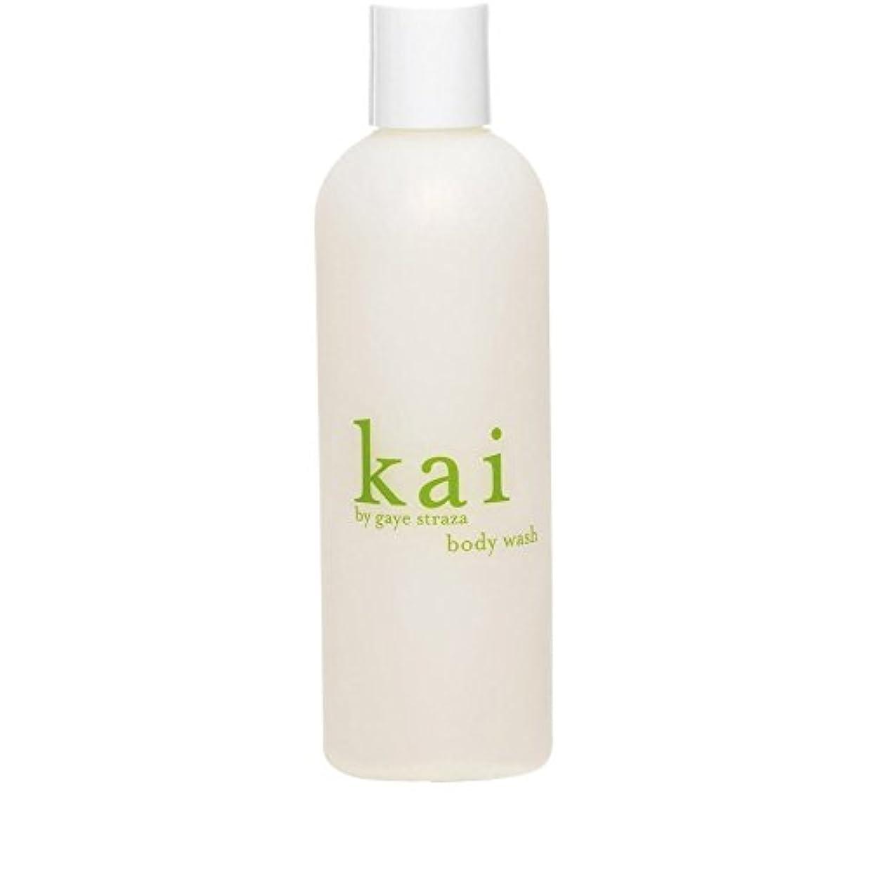 事前にシットコム定義するKai by Gaye Straza Kai Body Wash 235ml - ゲイ?ストラザ会ボディウォッシュ235ミリリットルによって会 [並行輸入品]