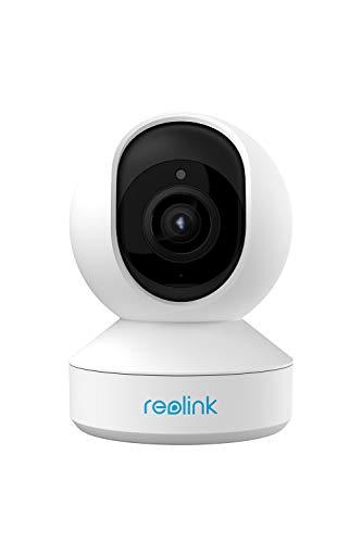 Reolink ネットワークカメラ WiFi 2.4GHz 5GHz対応 500万画素 PTZ防犯カメラ 3倍光学ズーム パンチルト 双方向音声 暗視機能 動作検知 スマホ通知 ペットカメラ 子供 お年寄り 見守りカメラ 屋内 監視カメラ Googleアシスタント アレクサ対応 2年保証 日本語説明書付き E1 Zoom