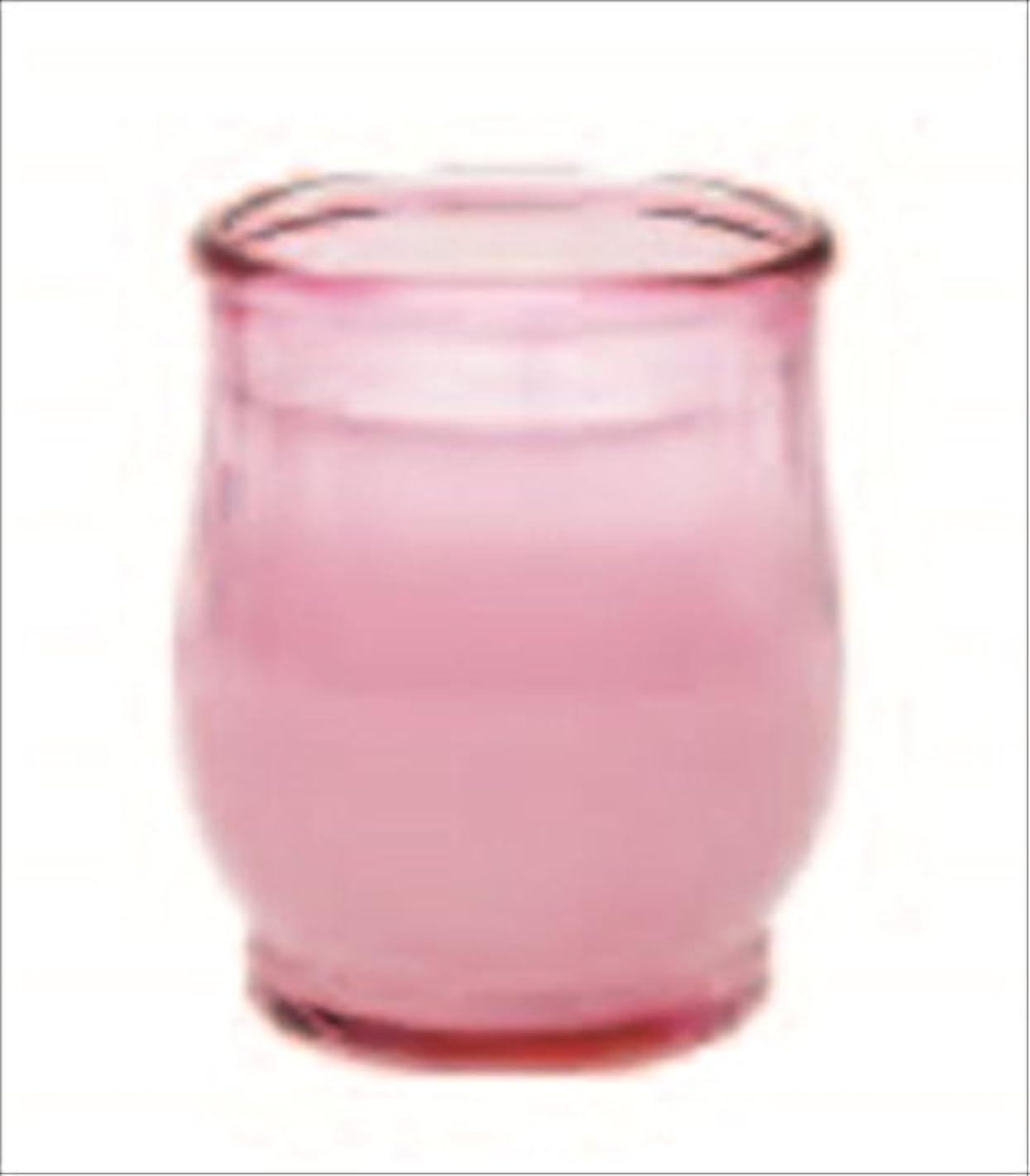 環境スクランブル麺カメヤマキャンドル(kameyama candle) ポシェ 「 ピンク 」