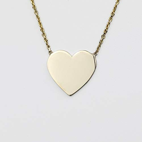 White 1 Diamond 0.03ct Solitaire Earring  Dainty Stud Hexagon Shape Earring  14K Yellow Rose Gold  Simple Minimalist Geometric Design