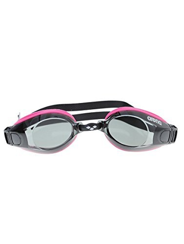 Arena Zoom X-fit Swimming Goggles - Pink / Smoke / Black by Arena