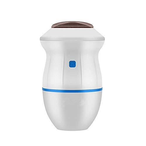 HJHY Détacheur de callus électrique rechargeable – Éliminateur de callosités électrique – Outil de pédicure pour les peaux dures, craquelées, sèches