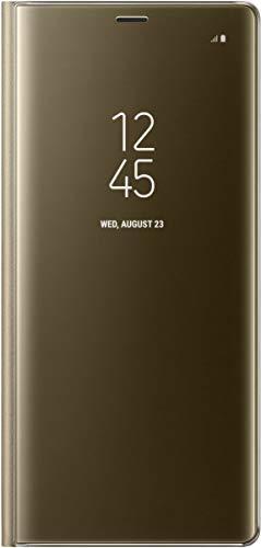Samsung Clear View Standing Hülle EF-ZN950  für Galaxy Note8 gold