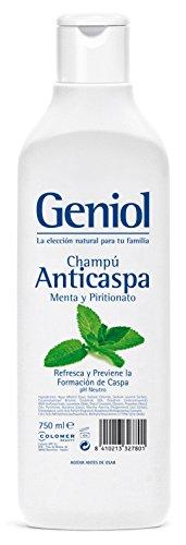 Geniol Anticaspa Menta Shampoo