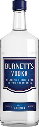 Burnett's Vodka, 750 ml, 80 Proof
