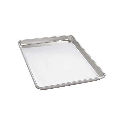 Mrs. Anderson's Baking Jelly Roll Pan, 10.25-Inches x 15.25-Inches