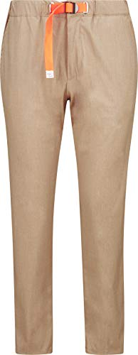 White Sand Damen Chino Hose in dunklem Beige 44 IT/M
