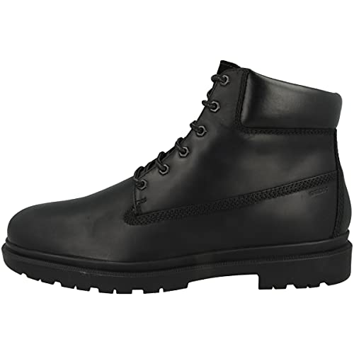 Geox Man U ANDALO F ANKLE BOOTS BLACK_39 EU