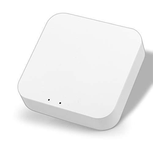 Galapara ZigBee-Gateway Kontrollzentrum, Smart Gateway Hub Smart Home-Brücke Smart Life APP Wireless-Fernbedienung für Tuya ZigBee 3.0 Smart-Produkte