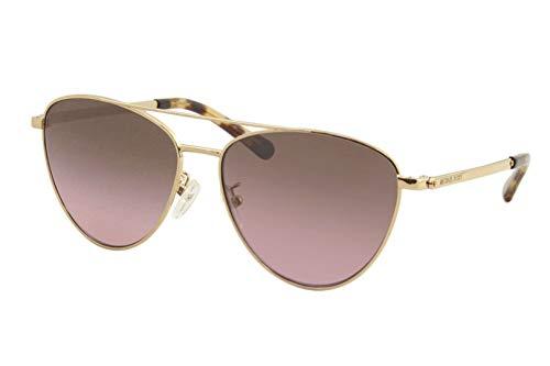 Michael Kors Barcelona MK1056 MK/1056 110867 - anteojos de sol para mujer, color oro rosa, 58 mm