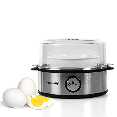 Butterfly Electric Egg Boiler Stainless steel (7 Pcs)
