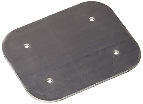 4 X 5 Ten Rafter Back Plate - Dometic 3313185.000