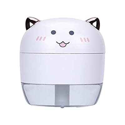 QIUUE 2020 Mini Portable USB Cute Air Humidifie...