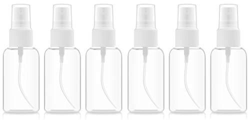 Bar5F Fine Mist Spray Bottle, 2.5 OZ (Pack of 6)
