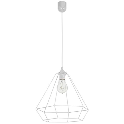 Alma 1 Plafonnier Lampe suspension Lampe suspension Lumière pendante Blanc