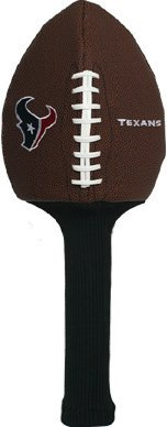 NFL Football Golf Headcover: Houston Texans